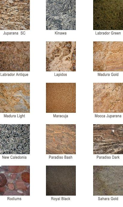 common granite colors what is granite how granite is created where does