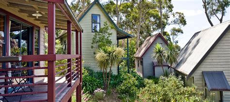cottages lorne cottages cabins accommodation great