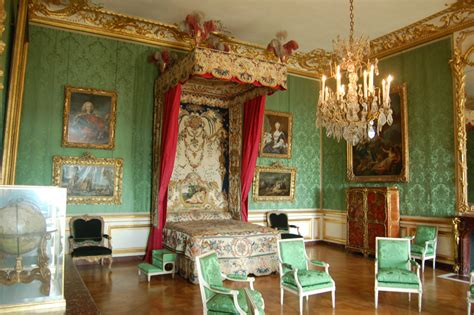 Versailles Bedroom | royal bedroom palace of versailles royal bedroom palace