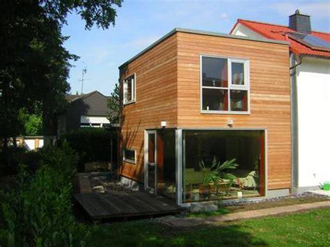 Anbau Haus Holz by Hausanbau Holzanbau Hausbau In Massivbauweise