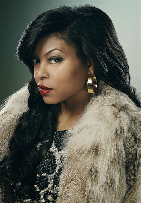 empire the television show hair and makeup taraji p henson as cookie lyon talking with tami