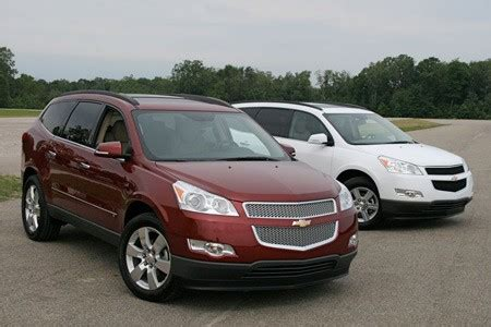 chevrolet traverse 7 seater chevrolet traverse is a 7 seater suv all 7 seater cars