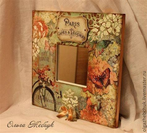 Decoupage Frame - 2221 best images on decoupage