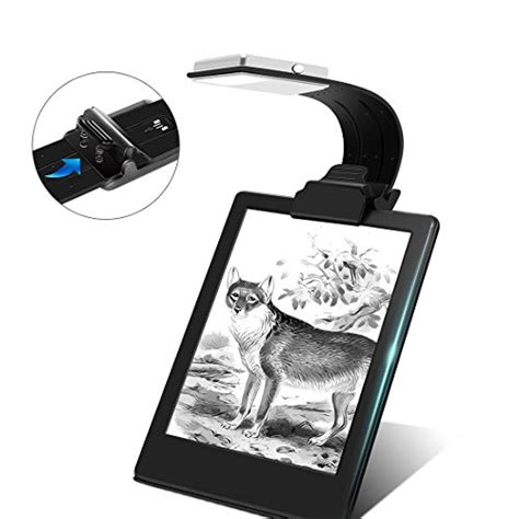 cl on reading light for beds clip on book light reading light usb rechargeable reading