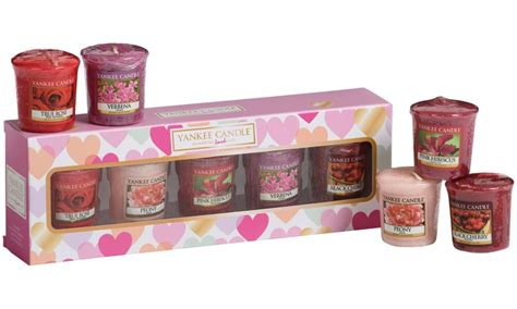 Yankee Candle S Day Gift Set Yankee Candle Votive Gift Sets Groupon Goods