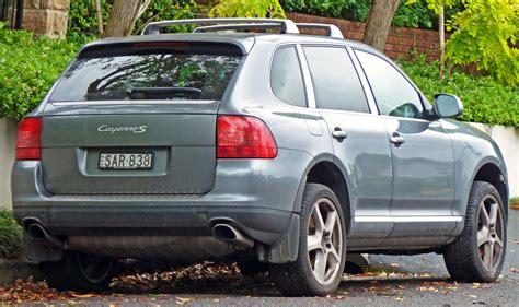 how does cars work 2003 porsche cayenne regenerative braking file 2003 2006 porsche cayenne 9pa s wagon 03 jpg