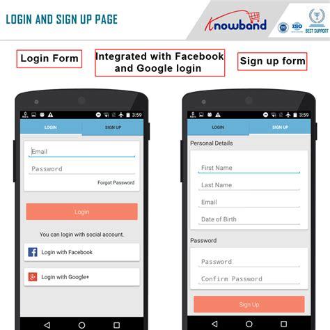 mobile app creator prestashop mobile app builder android app creator ios