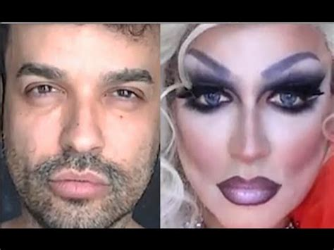 male wants female makeover shocking miracle makeup transformation from man to woman