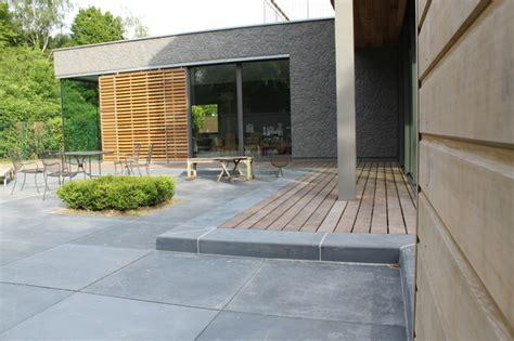 terrasse beton terrasse dalle b 233 ton