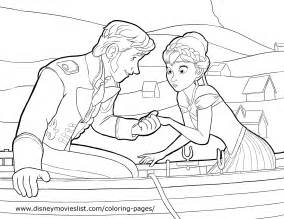 disney frozen coloring pages anna images amp pictures becuo