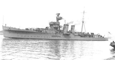 veranda yacht año nuevo hms cairo light cruiser warships of world war 1