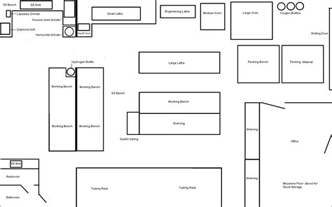 factory floor plans factory floor plan monash scientific for sale