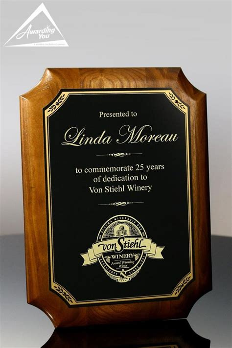 Retirement Recognition by 7 Best Plaque Images On Awards Homework And Lyrics
