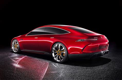mercedes concept mercedes amg gt concept look review