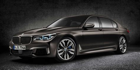 2017 bmw 7 series vehicles on display chicago auto