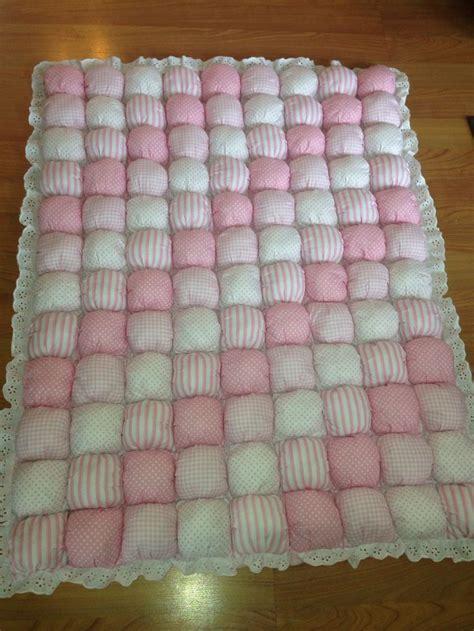 Rag Puff Quilt by 25 Unique Biscuit Quilt Ideas On Quilt