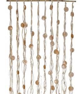Seashell curtains furniture ideas deltaangelgroup