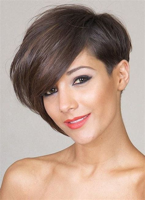asymmetrical hairstyles for 50 50 asymmetrical bob hairstyles for women to break the mold