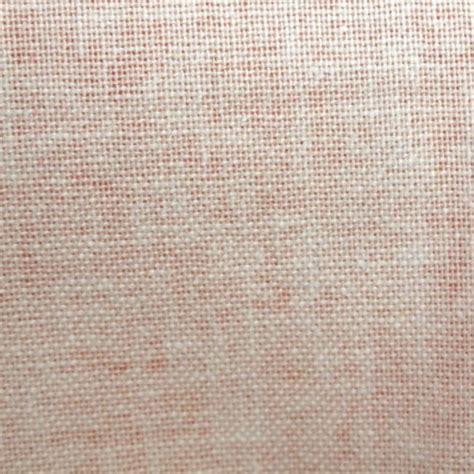 Cotton Linen Upholstery Fabric by Pink Plain Linen Mix Fabric