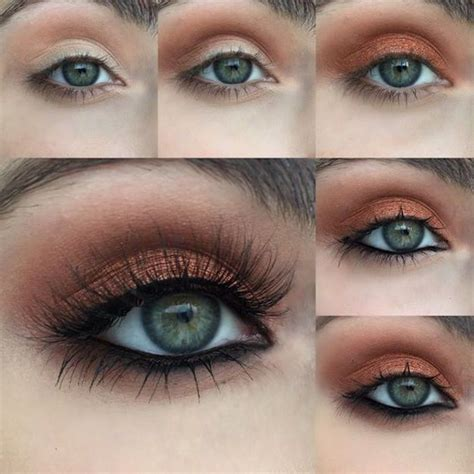 9 Simple Makeup Tricks From - 50 makeup tutorials for green easy