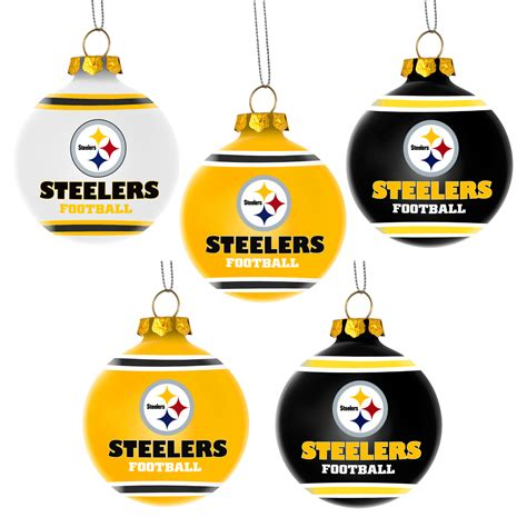 forever collectibles pittsburgh steelers 5 pack
