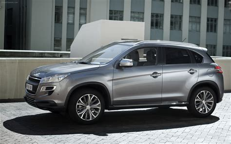 2012 peugeot 4008 active and allure first drive review image gallery 2012 peugeot 4008