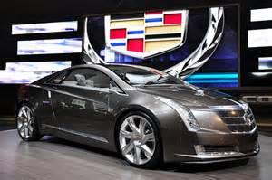 Cadillac Electric Vehicle Cadillac Electric Hybrid Vehicle Flickr Photo