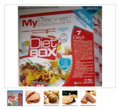 Diet Meal Box diet food boxes meals to door