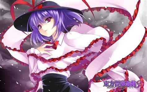 wallpaper anime konachan touhou iku wallpaper 38128