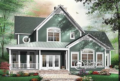 Perfect 4 Bedroom House Plans Blended Families Drummond 4 Bedroom Lakefront House Plans