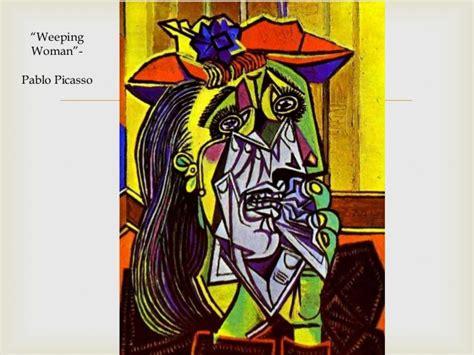 picasso paintings critics criticism