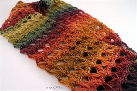 broomstick infinity scarf broomstick lace infinity scarf b hooked crochet