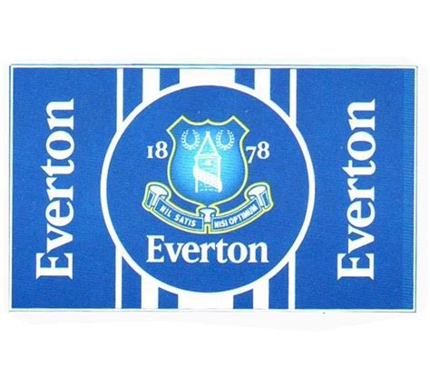 everton football club flag flags everton everton