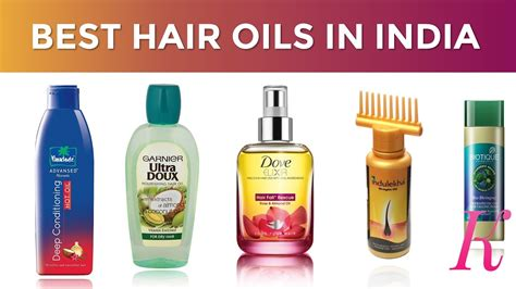 10 best hair oils in india with price for hair growth