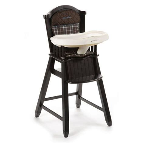 classic high chair eddie bauer wooden baby gear