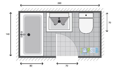 Plan Salle De Bain 5m2 1109 by Plan Plan Salle De Bain De 3 5 M 178 Mod 232 Le Et Exemple D