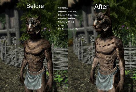 skyrim nexus better males mod skyrim nexus mods and community