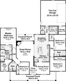 Split Floor Plan House Plans The Aspen Creek Split Bedroom House Plans Alp 05us