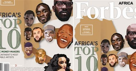 here are the 10 richest musicians in africa in 2017 according to forbes ontop rankings news