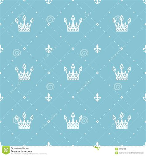 seamless pattern pale gray turquoise curls turquoise seamless wallpaper cartoon vector