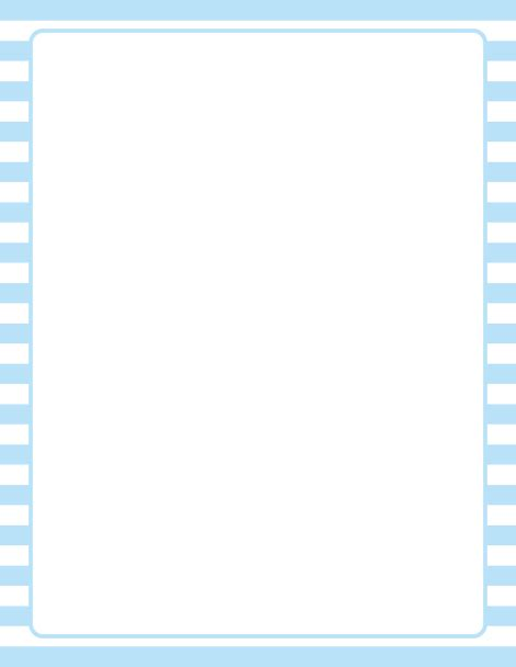 printable blue striped border use the border in printable blue and white striped border use the border in microsoft word or other programs for