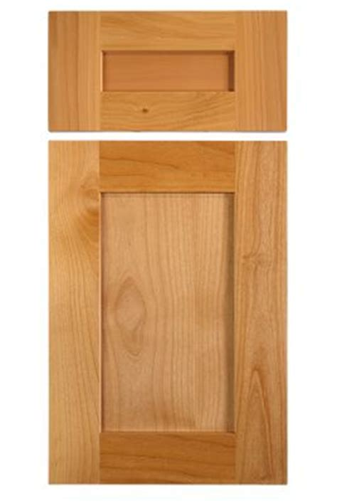 shaker style cabinet door in select alder with 3 1 8 quot wide
