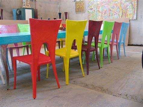 bunte stühle design esszimmerstuhl bunt bestseller shop f 252 r m 246 bel und