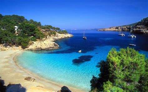 best beaches in ibiza the best beaches in ibiza to visit in 2017