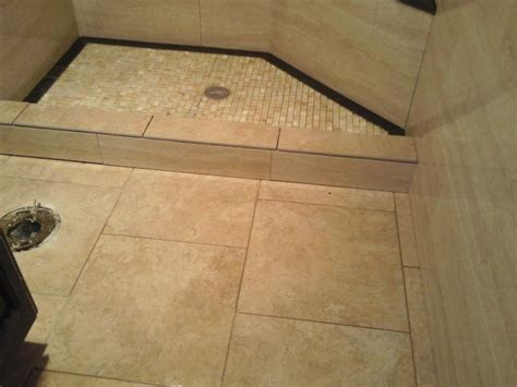 Custom Shower Pan by Shower Pan Specialists Shower Pan Installation