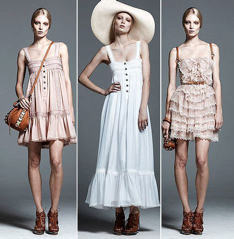 Designer Of The Moment Temperley by Temperley Summer 2011 Via Kate Moss Topshop