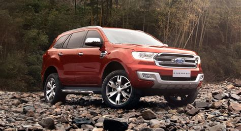 Wallpaper Custom Promo 27 ford everest titanium 3 2 l 4x4 at with a p19 888 low