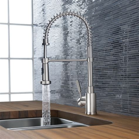 blanco meridian semi professional kitchen faucet besto