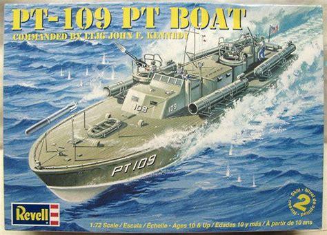 jfk pt boat john f kennedy pt 109 boat revell 1 72 john f kennedy