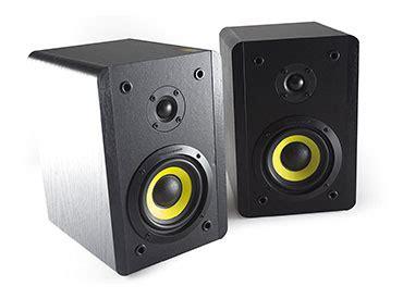 parlantes stereo thonet vander vertrag bt negro  rms